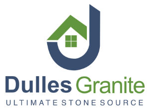 official logo for Dulles Granite in Northern Virginia